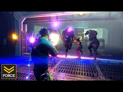 Warframe Coop Is Insanely Fun (Gameplay)