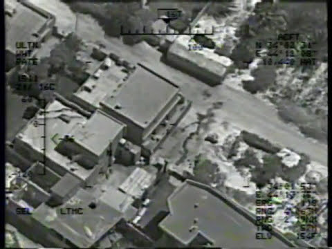 RQ-1 Predator Ambush 2005 Iraq