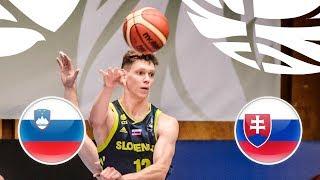 Словения до 20 : Словакия до 20