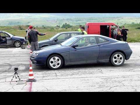 Alfa Romeo GTV 2.0TS VS Alfa Romeo 155 2.0TS