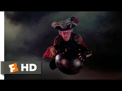 The Adventures of Baron Munchausen (3/8) Movie CLIP - The Cannonball Ride (1988) HD