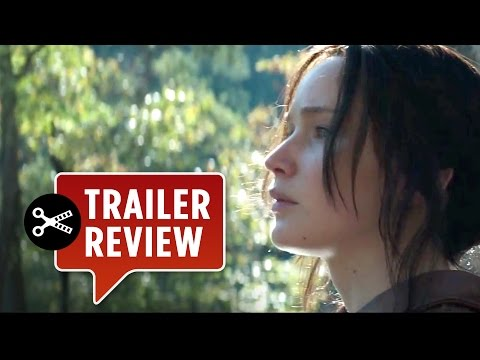 Instant Trailer Review: THG: Mockingjay - Part 1 Trailer (2014) - THG Movie HD