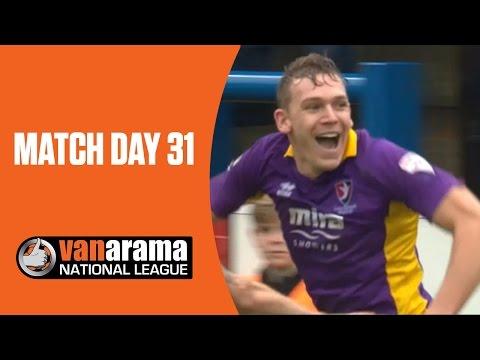 National League Highlights: Match Day 31 | BT Sport