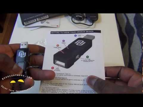 Cronus USB Controller adapter for Xbox360. PS3 & PC Review