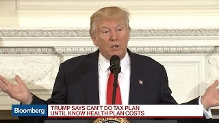 Trump: Nobody Knew Health Care Could Be So Complicated
