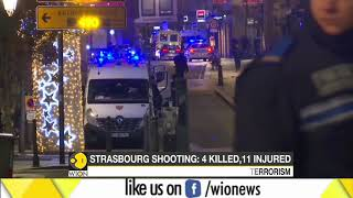France shooting: 4 dead, several wounded in Strasbourg
