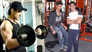 Hrithik Roshan Opens His Workout & Bodybuilding Personal Trainers New Gym Akro