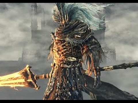 Dark Souls 3 - Безымянный король   The Nameless King