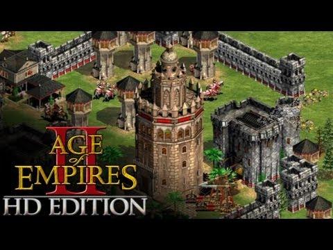 JUGANDO Age of Empires 2: HD Edition -