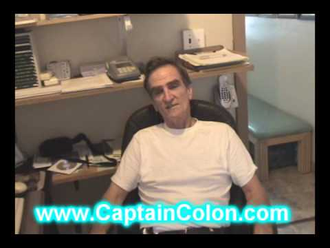 Colon Hydrotherapy and Acne  Part 1 Maui, Hawaii