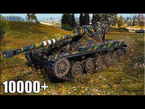 AMX 13 90 как играют статисты на лт