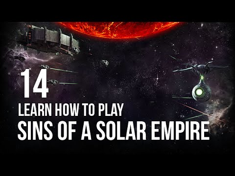 Learn How to Play Sins of a Solar Empire: Rebellion (Vasari pt 1)