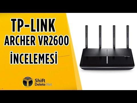 TP-Link Archer VR2600 İnceleme