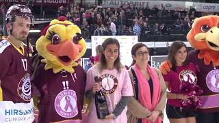 Promo Pink NIght 6 Octobre 2017 #TousEnRose