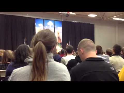 Jase Robertson At Oklahoma Christian University
