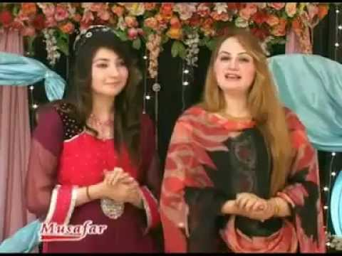 siraj Qazi song gull panra pashto.FLV...