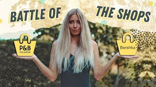 WAAR KAN JE DE LEUKSTE WINTER OUTFIT SCOREN? | Battle Of The Shops || Lisanne de Vries