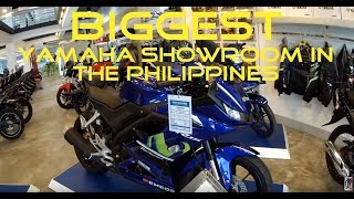Motorcycle Shop Visit: Yamaha Motorhub Inc. @Ulas Davao City