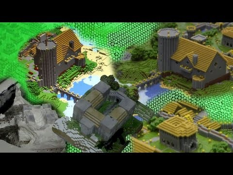 Minecraft interview with 3d printer model maker Minecraft 3d model maker
