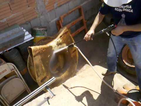 Maquinas lavar pressao usadas