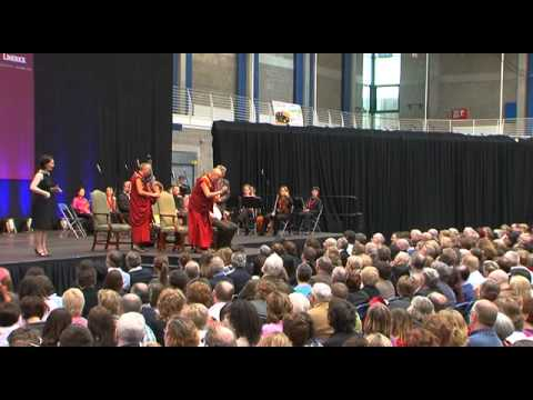 The Power of Forgiveness -  The Dalai Lama at the University of Limerick