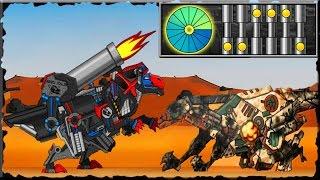 Dino Robot Repair Gallimimus Full Game Walkthrough (Full Game)