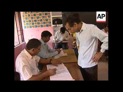 Polls open in fifth and final phase of India's national election