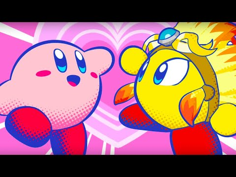Kirby: Star Allies Official Launch Trailer