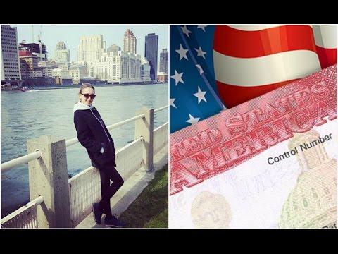 Получила визу в США!! Мое собеседование май 2016
