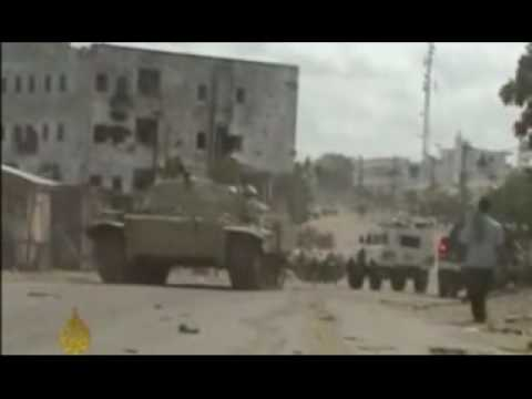 Fighters vow to continue Somalia battle - 14 July 09 Video