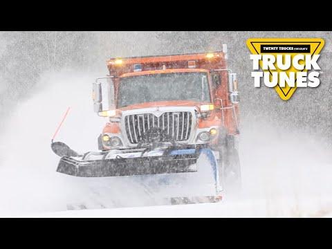 Kids Truck Video - Snow Plow