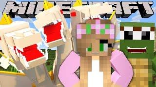 Minecraft Crazy Craft 3.0 : WE FOUND A KING DUNGEON?! #8