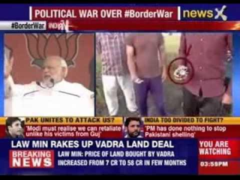Narendra  Modi: Jawans has given fitting reply to Pakistan