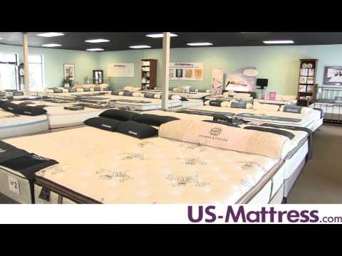 Find the same mattress you see at other stores at US-Mattress and SAVE!