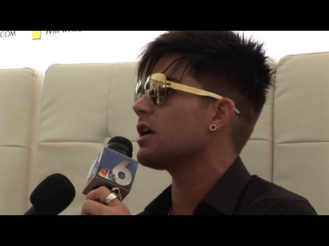 Adam Lambert Press Conference Uncut & Uncensored