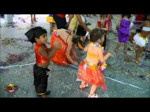 Baile De Carnaval 2014 video