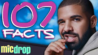 107 Drake Music Facts YOU Should Know (Ep. #10) - MicDrop