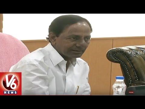 Telangana CM Announces Salary Hike For VRA's | Hyderabad | V6 News