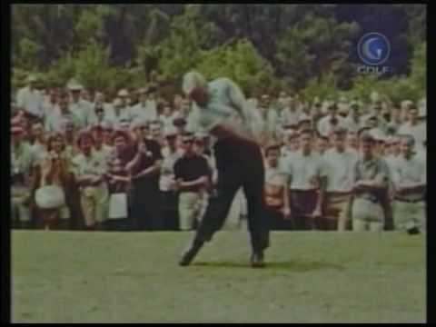 Jack Nicklaus Swing Slow Motion