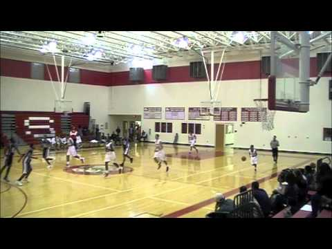 8th grade middle schooler dunks in game soon to be in the NBA