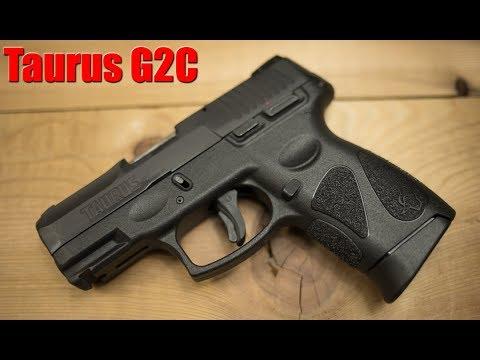 Taurus G2C 9mm First Shots