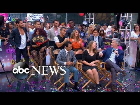 Meet the 'Dancing With the Stars' Season 21 Celebrity Contestants