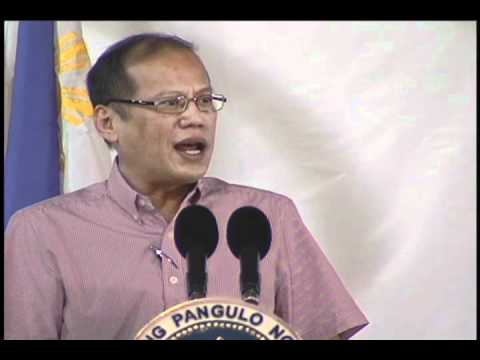 Pasko ng Batang Pinoy Grand Christmas Celebration (Speech) 12/22/2011