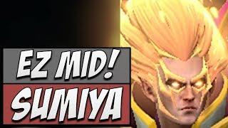 Sumiya Invoker - 7856 Matches   Dota Gameplay