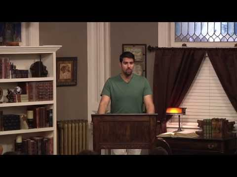 A Muslim's Journey to Christ, Nabeel Qureshi (3 of 3)