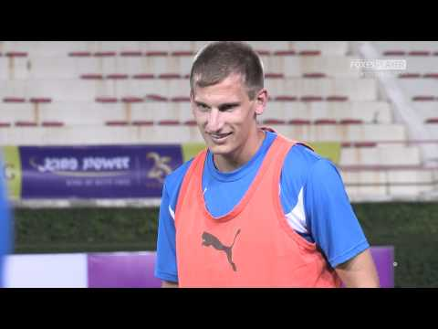 Albrighton Previews Everton Test