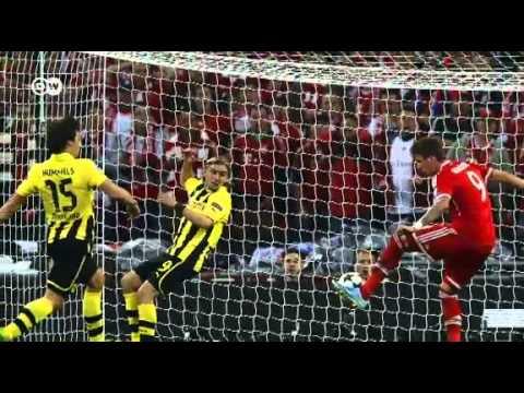 """""""Бавария"""" и """"Боруссия"""": Германия встречает героев футбола"""
