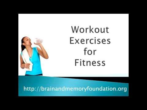 Workout Exercises for Fitness. Keep Fit for Life with the Best 5-Minute Fitness Exercise program.