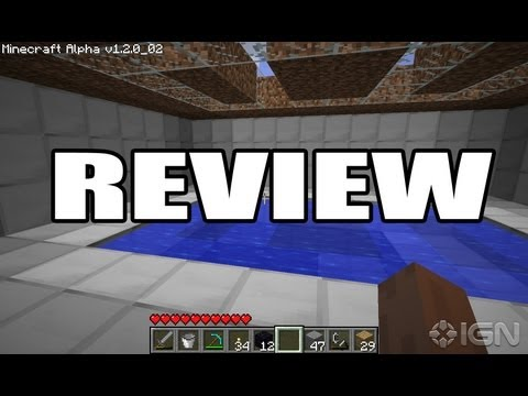 IGN Reviews - Full Minecraft Review