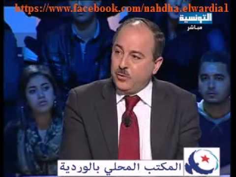 image vidéo  فتحي العيوني : قناة التونسية تحاول مغالطة والتأثير على التونسيين